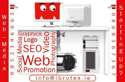 iBrutes Business Card