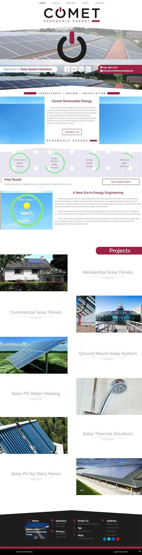 Comet Renewable Energy, Galway