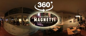Virtual Tour of Trattoria Magnetti