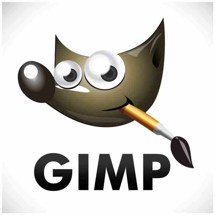 Gimp photoediting