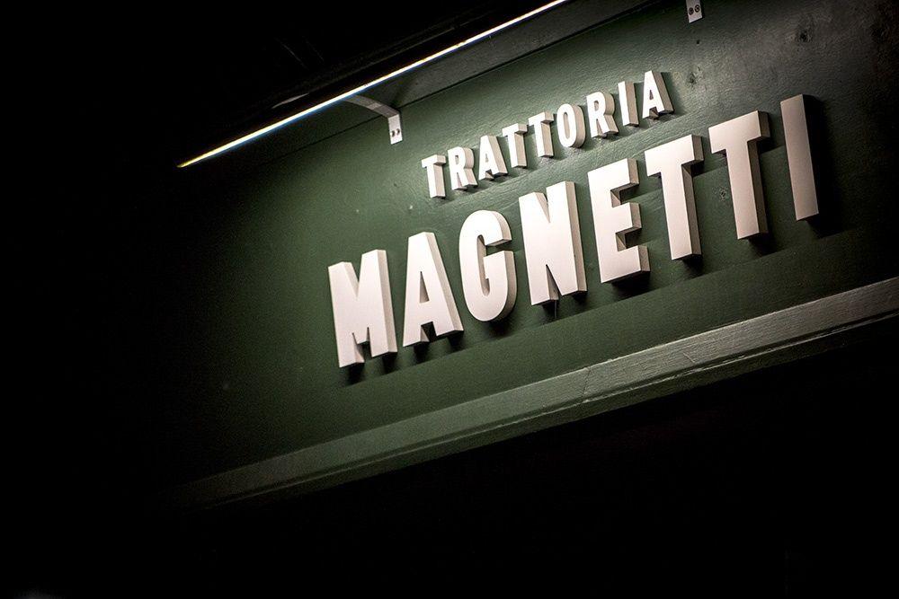 Trattoria Magnetti, Video promotion